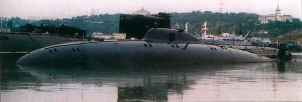 подводная лодка ю 521