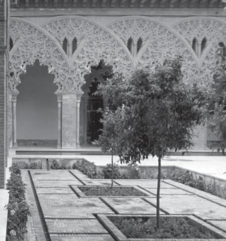 Сады Испании