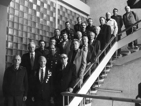 Пятьдесят лет в космической баллистике