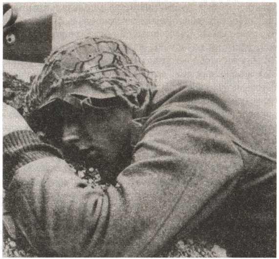 Железный крест для снайпера. Убийца со снайперской винтовкой