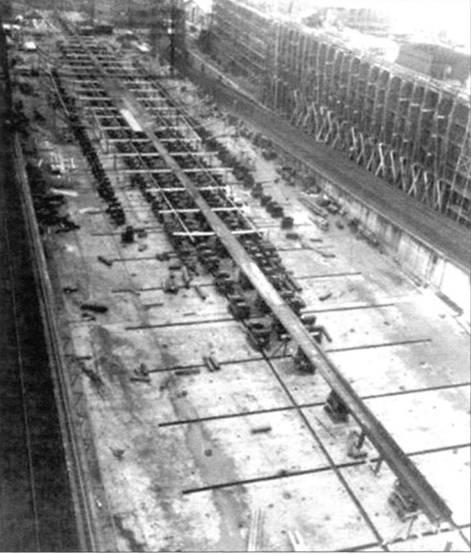 Авианосец Третьего рейха Graf Zeppelin – история, конструкция, авиационное вооружение