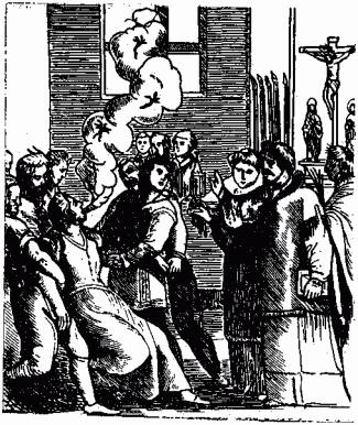 Вера в дьявола в истории религии