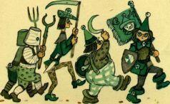 Семь подземных королей (С иллюстрациями)