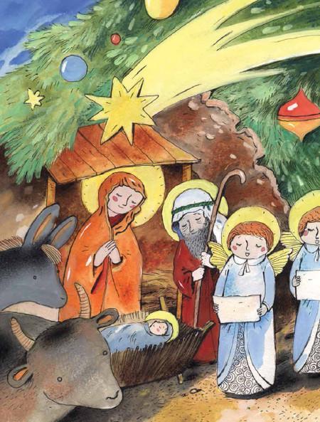 Рождественская книга для детей (сборник)