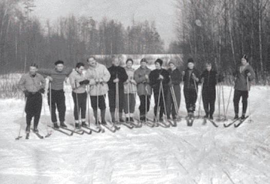 Зимние солдаты
