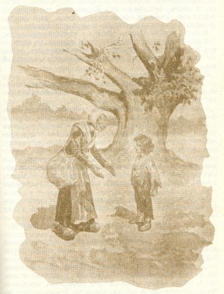 Говорящий дуб