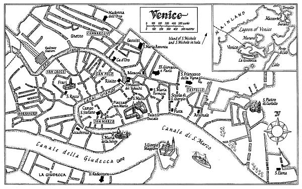 Венеция. Прекрасный город