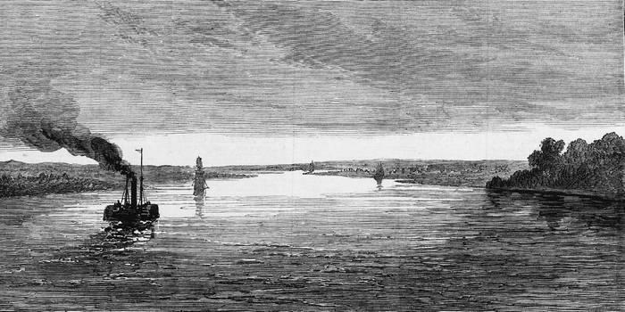 Дунай: река империй