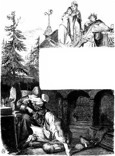 Сказки братьев Гримм. Том 1