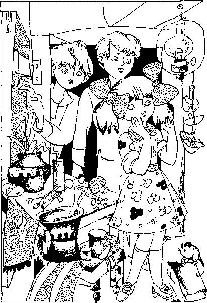 Гости на метле