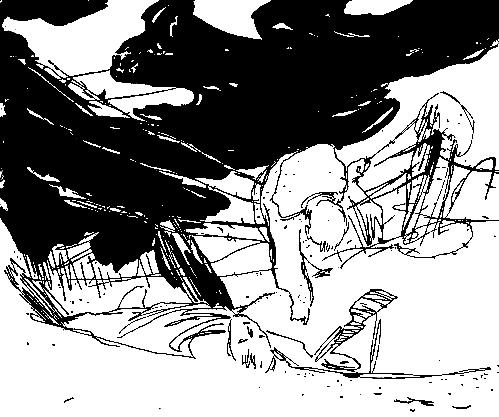 Мальчик в больших башмаках