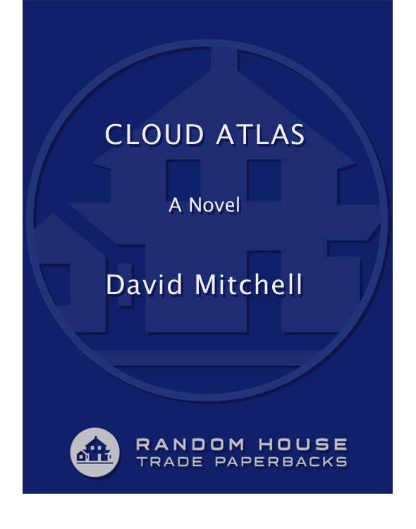 2731d8f040b Книга  Cloud Atlas