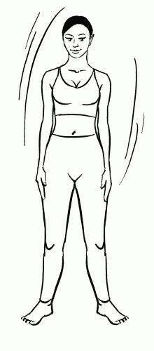упражнения для сексуальной фигуры в картинках-цю1