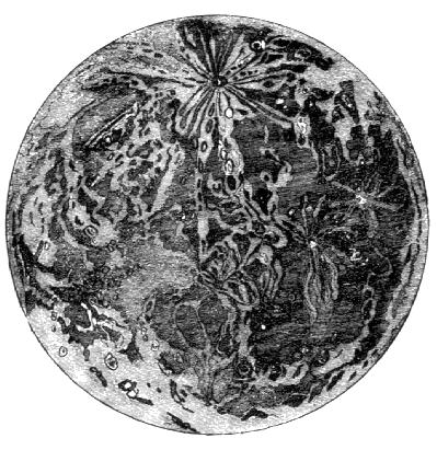 С Земли на Луну прямым путем за 97 часов 20 минут