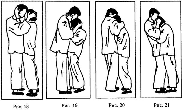 Сексуальная энергия волосяном покрове