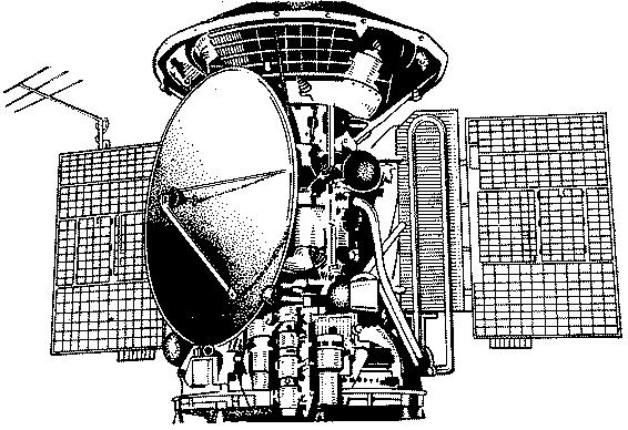 Советско-французское сотрудничество в космосе