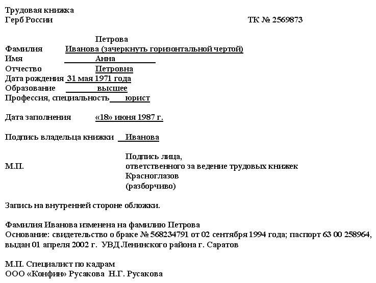 Современные требования к кадровой службе (отделу)