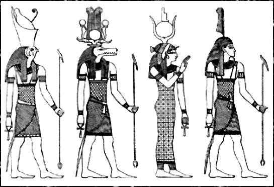 Древнеегипетская книга мертвых. Слово устремленного к Свету