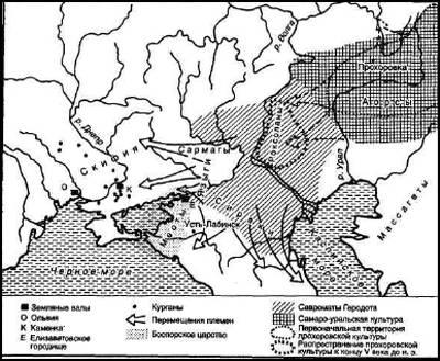 Сарматы. Древний народ юга России