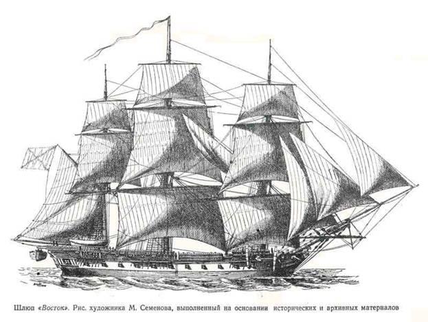 Двукратные изыскания в Южном Ледовитом океане и плавание вокруг света в продолжение 1819, 1820 и 1821 годов