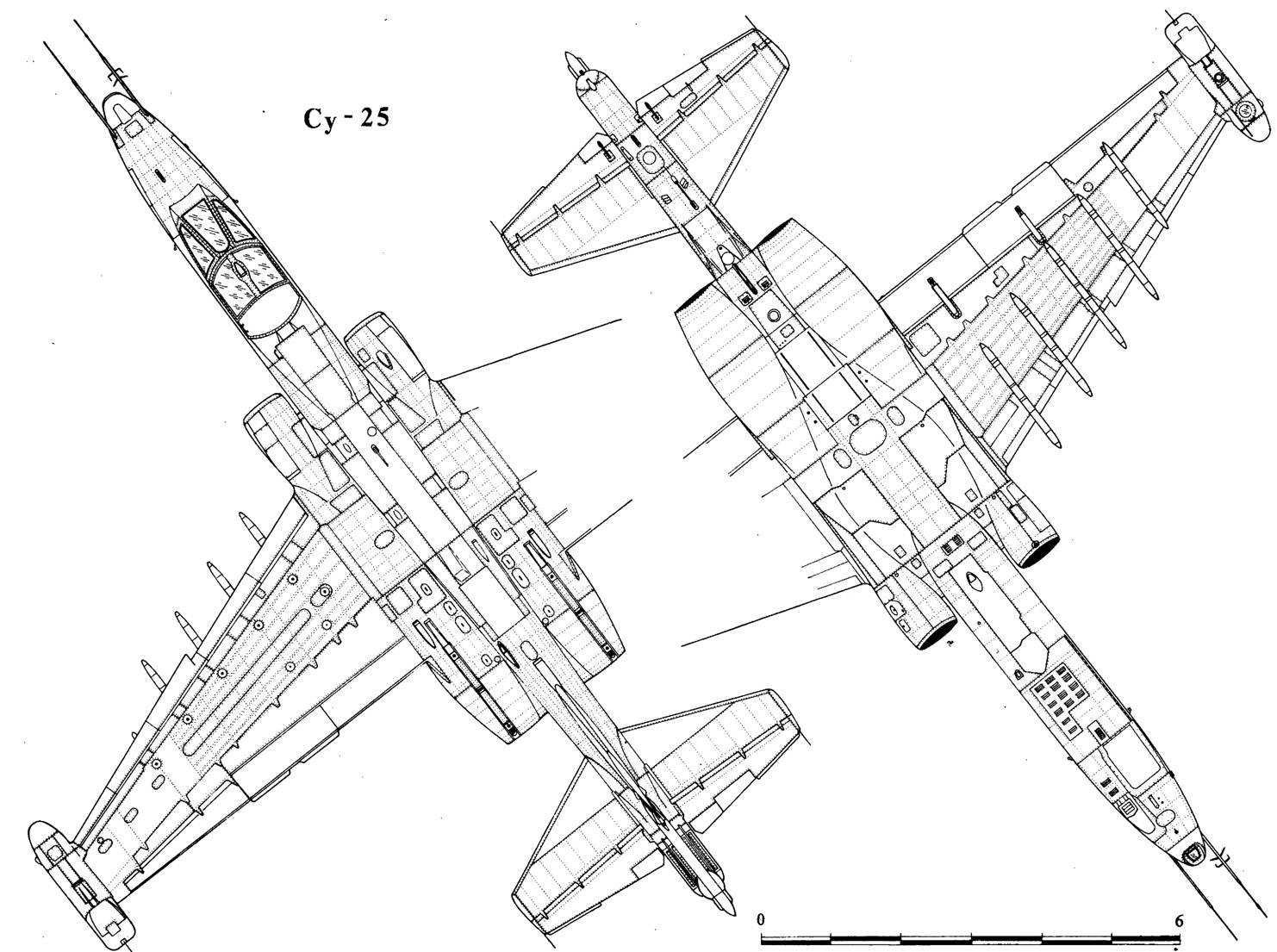 ...переговоров по ограничению обычных вооружений (октябрь 1990 г. европейской части СССР находилось : самолетов Су-25.