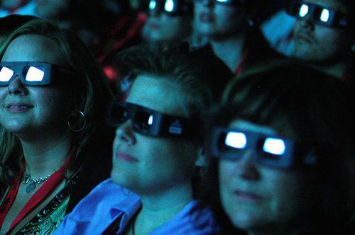 Ловушка номер 3D: о чём молчит реклама Олег Нечай - Компьютерра 2010 #13