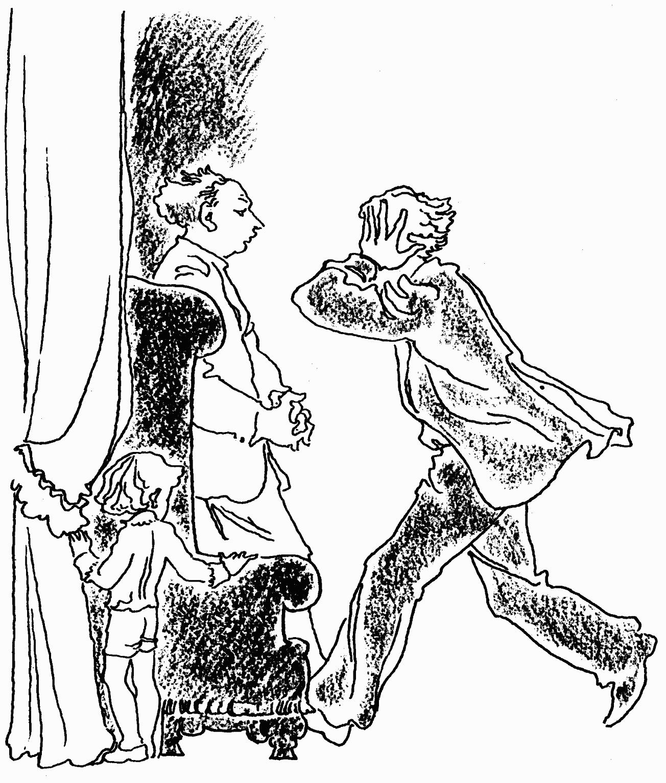 Тисту - мальчик с зелеными пальцами (илл)