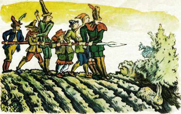 Семеро храбрецов