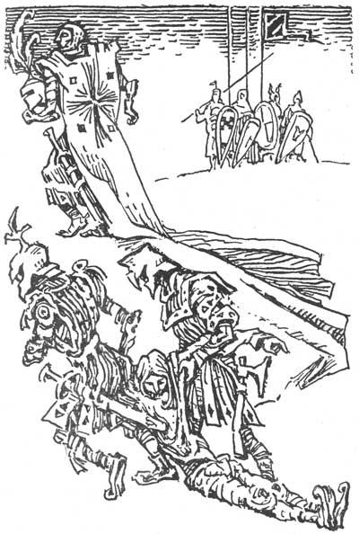 Сарацинский клинок