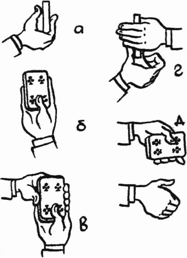 Фокусы своими руками в картинках