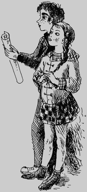 Девочка по имени Глазастик