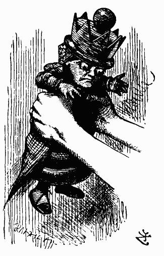 Сквозь зеркало и что там увидела Алиса, или Алиса в Зазеркалье (Пер.Н.М. Демуровой)