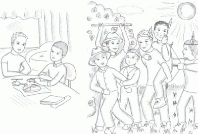 Успешные дети счастливых родителей